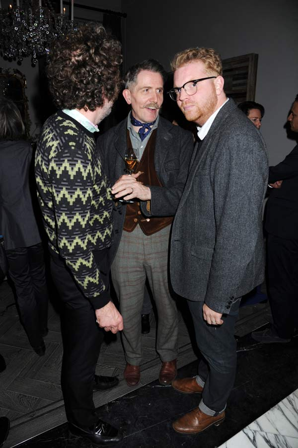Martin-Creed-Billy-Childish-Martin-Clark-Richard-Young
